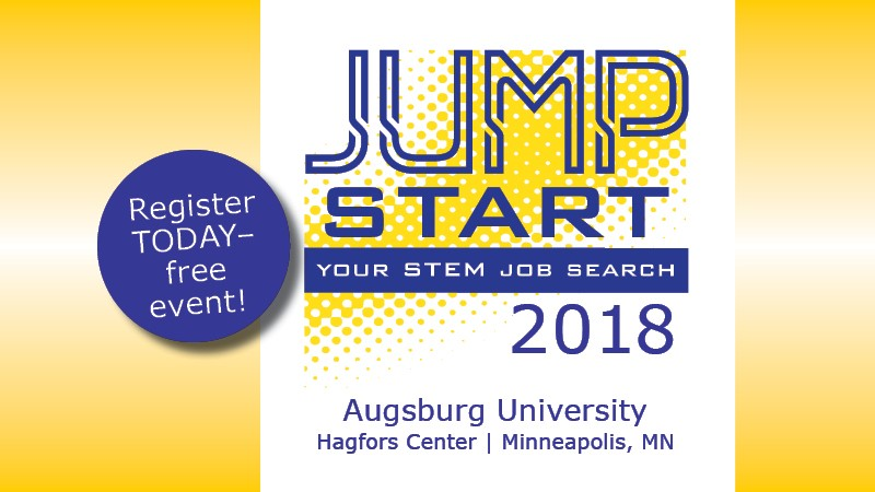 Get Ready to Jump Start Your STEM Job Search!