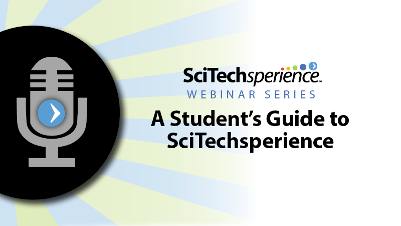 A Student's Guide to SciTech