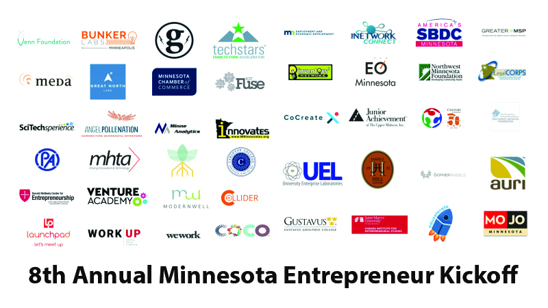 Kick-Up Your Networking at the MN Entrepreneur Kick-Off!
