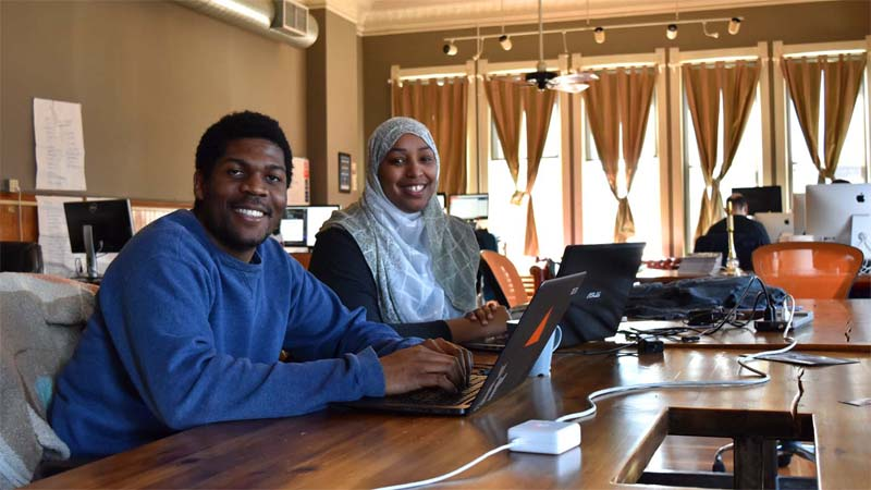 STEM Interns Impact Their Community with Software for Good