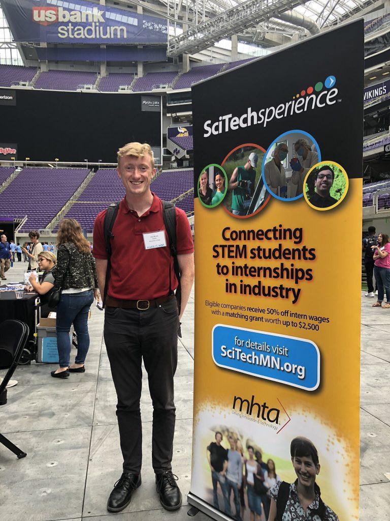 SciTechsperience, Make It MSP, STEM intern, Minneapolis, Minnesota