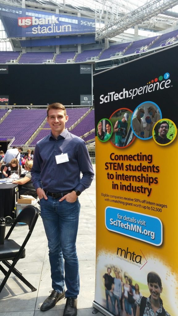 SciTechsperience. Make It MSP, SciTech intern, STEM intern, internship, internship program, Minnesota, Minneapolis