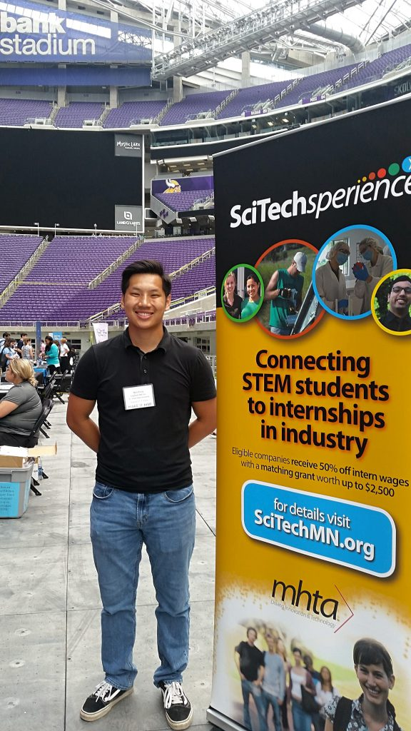 SciTechsperience, Make It MSP, STEM intern, Minnesota, Minneapolis