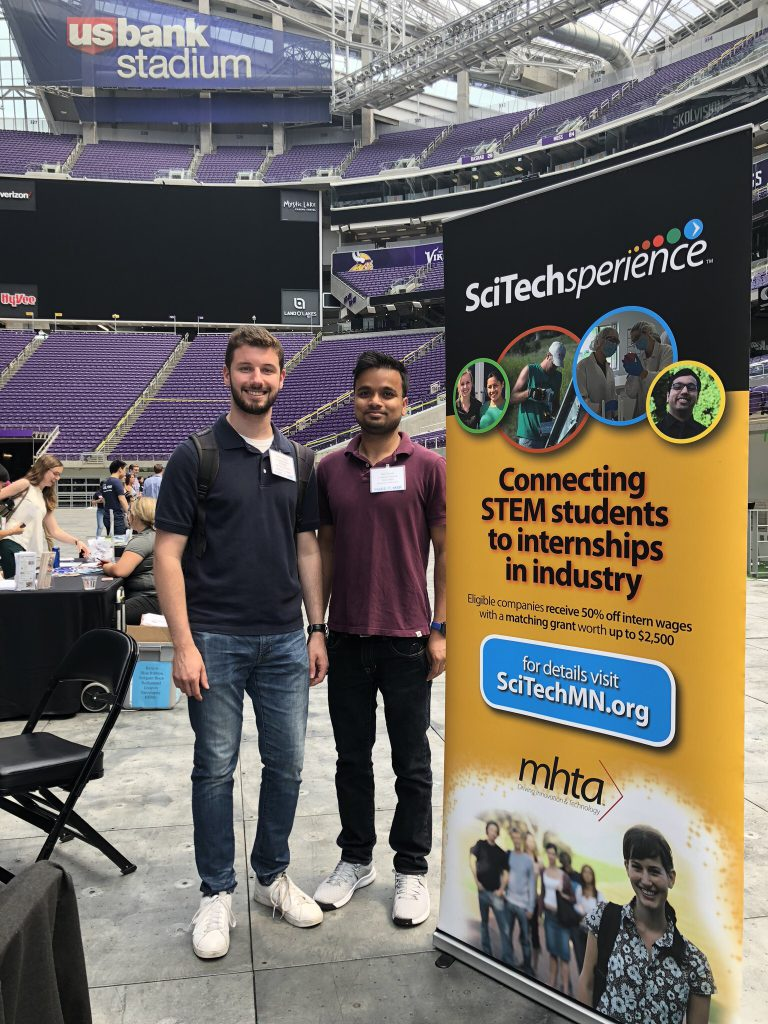 SciTechsperience, Make It MSP, STEM interns, Minneapolis, Minnesota