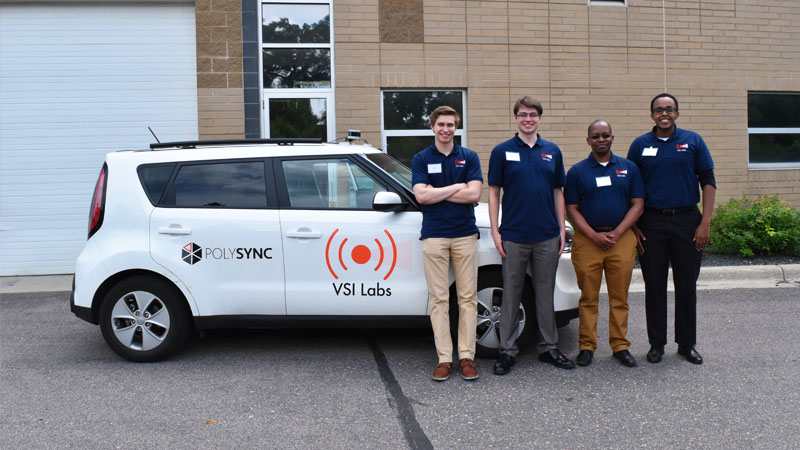 Coding Behind the Wheel with VSI Labs