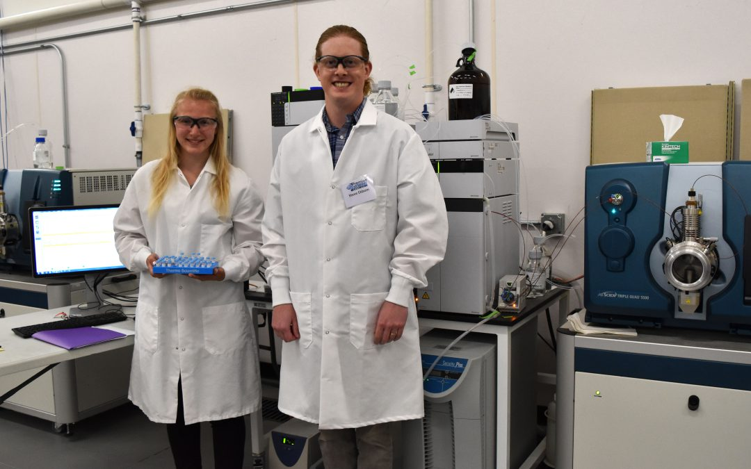 Internship Spotlight: Premier Biotech Labs LLC, Minneapolis