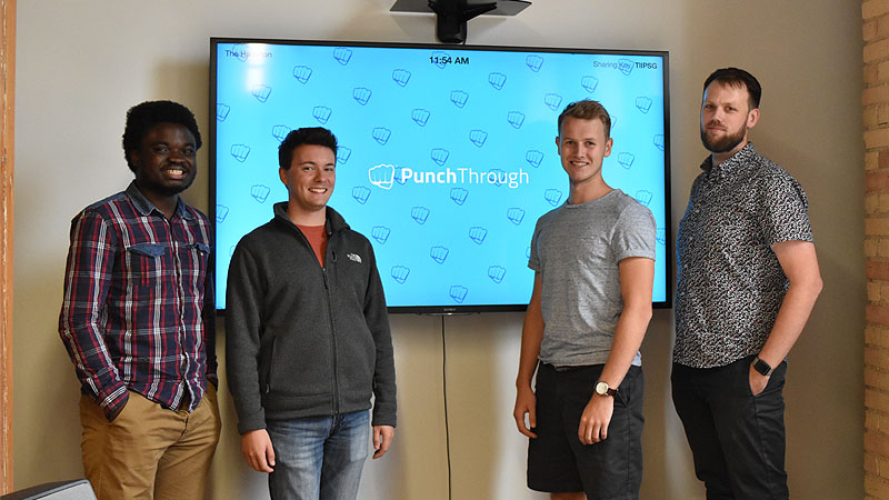 Internship Spotlight: Punch Through Design LLC, Minneapolis