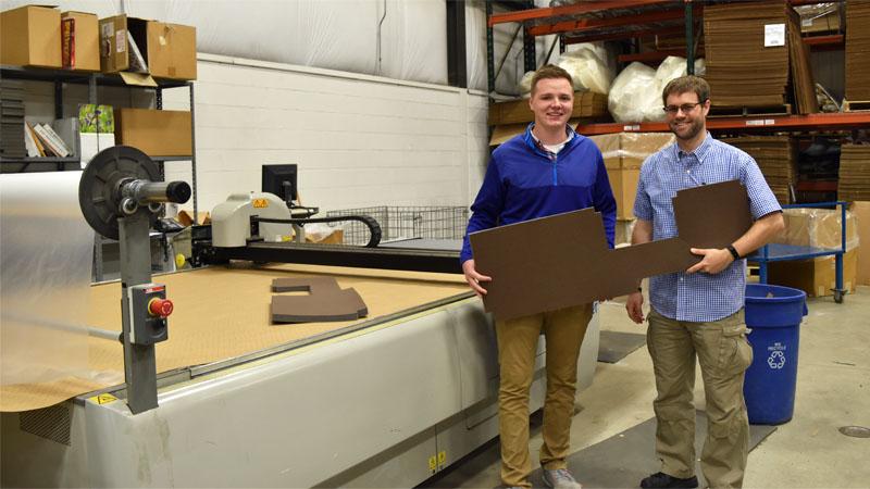 Internship Spotlight: K&M Manufacturing, Renville