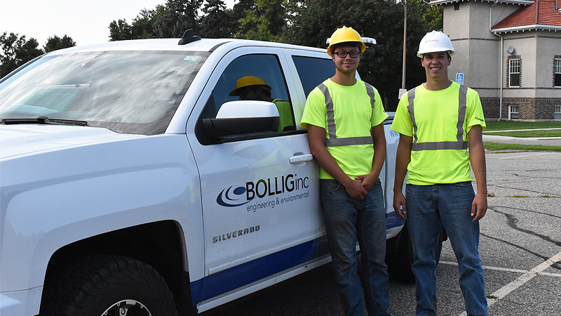 Internship Spotlight: Bollig Inc.