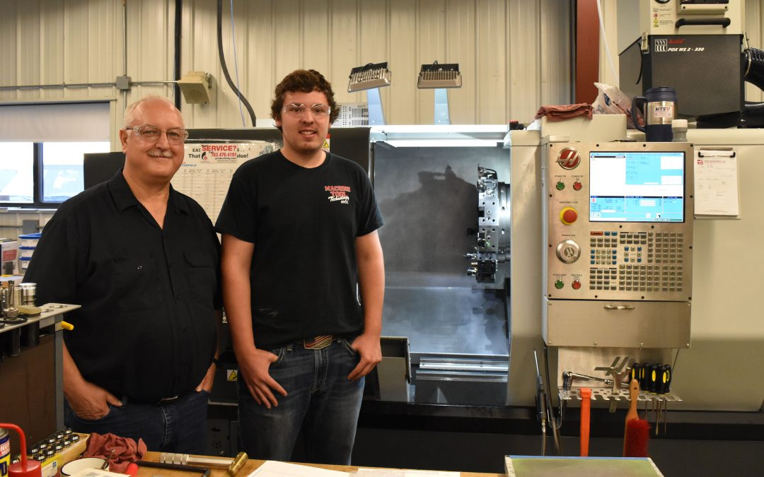 Internship Spotlight: 3D CNC Inc.