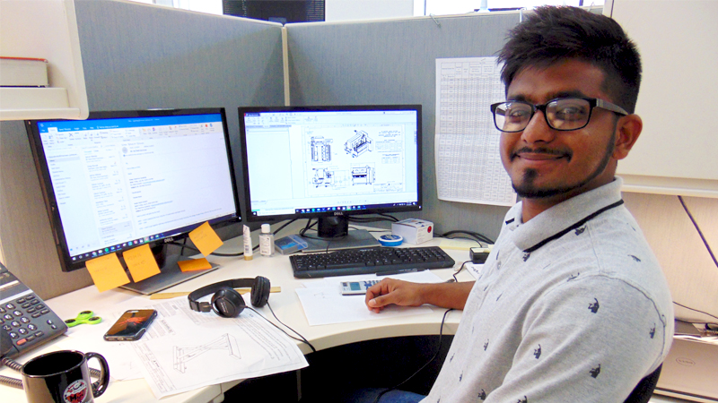 Where are They Now? with Mechanical Engineer Dakshina