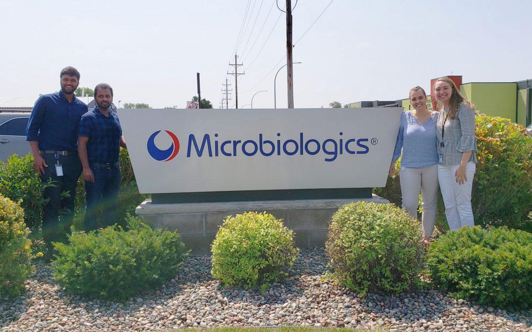 Internship Spotlight: Microbiologics