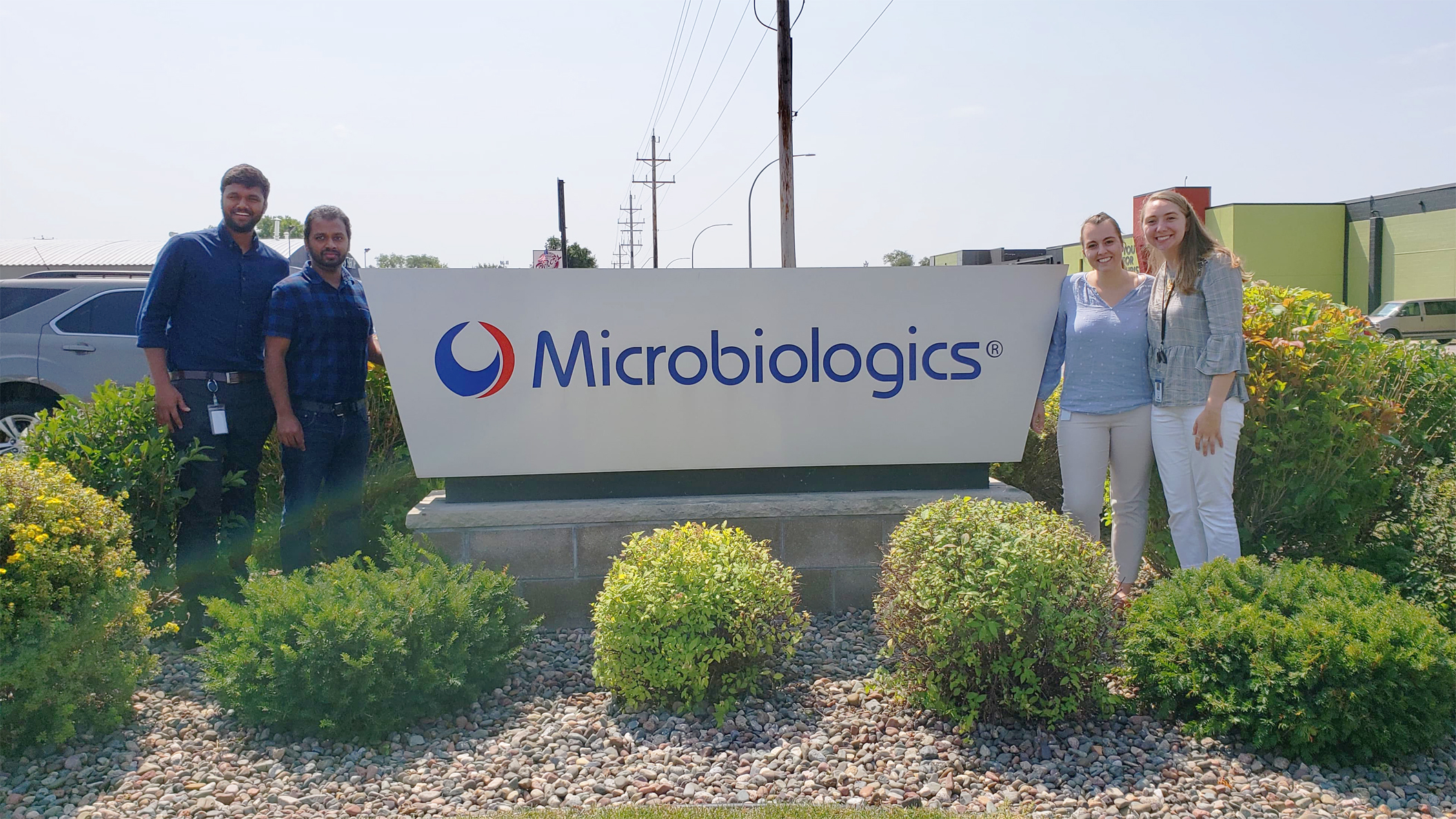 SciTech, SciTechsperience, STEM, internship, STEM internship, paid internship, Minnesota, MN, Microbiologics, workforce