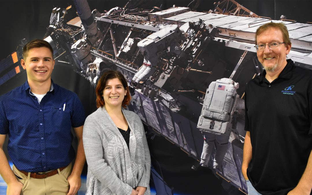 Internship Spotlight: Aerospace Fabrication & Materials LLC