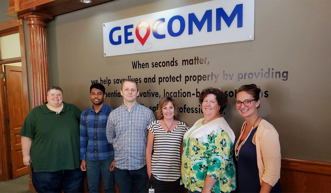 Internship Spotlight: GeoComm