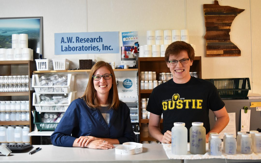 Internship Spotlight: A.W. Research Laboratories Inc.