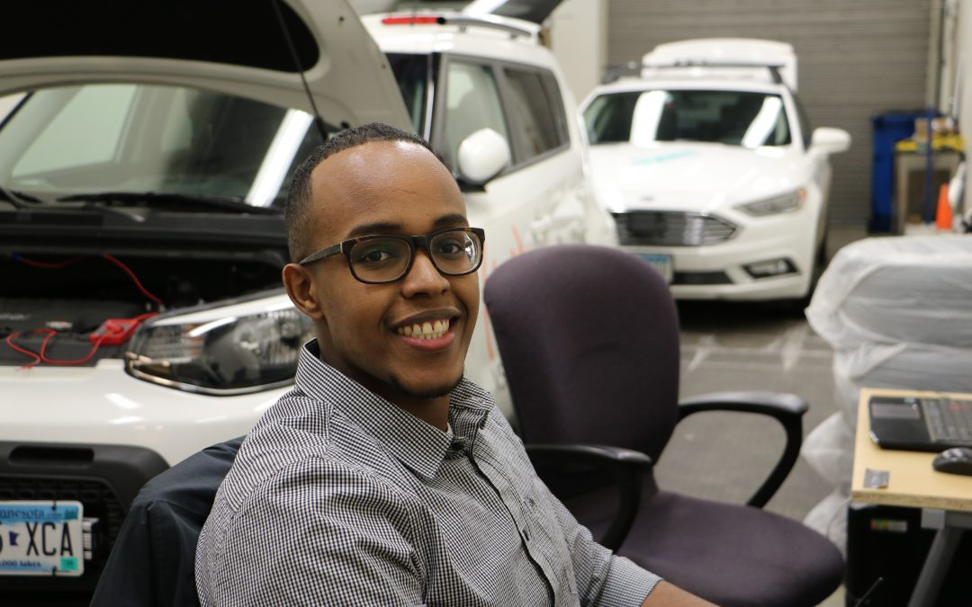 Where are They Now? With Autonomous Vehicle Software Engineer, Mohamed Isse Mohamud