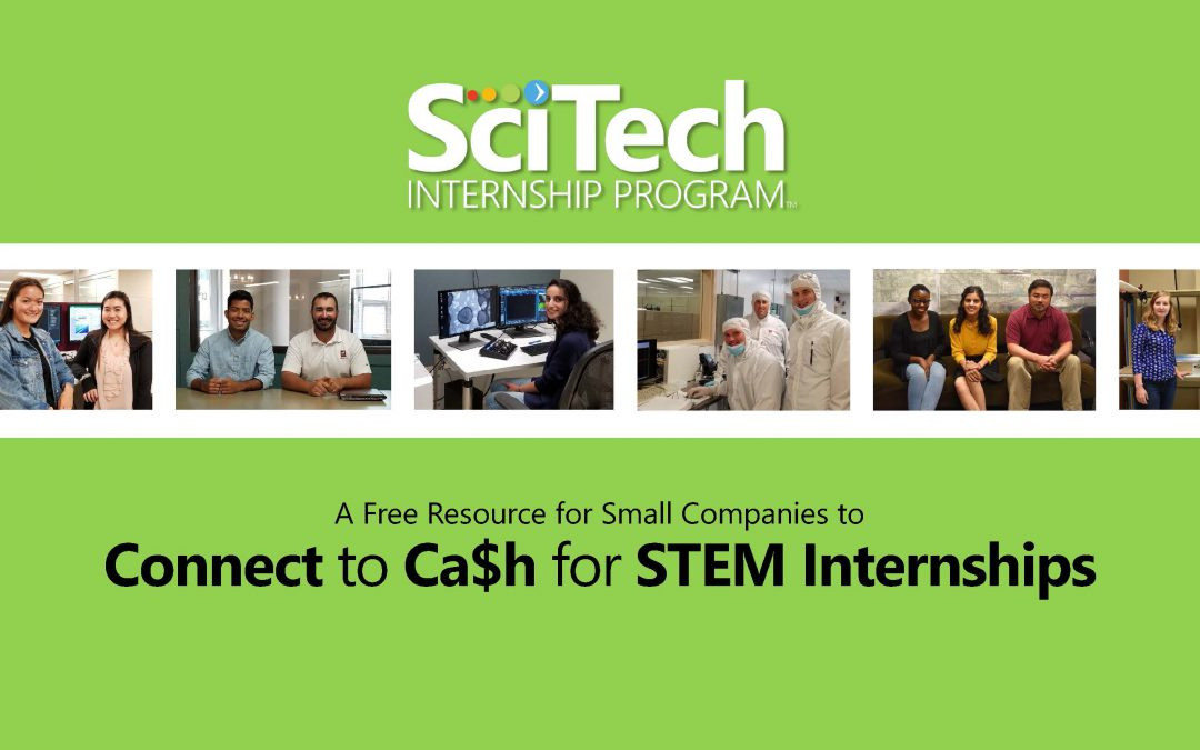 Webinar: Connect to Ca$h for STEM Internships