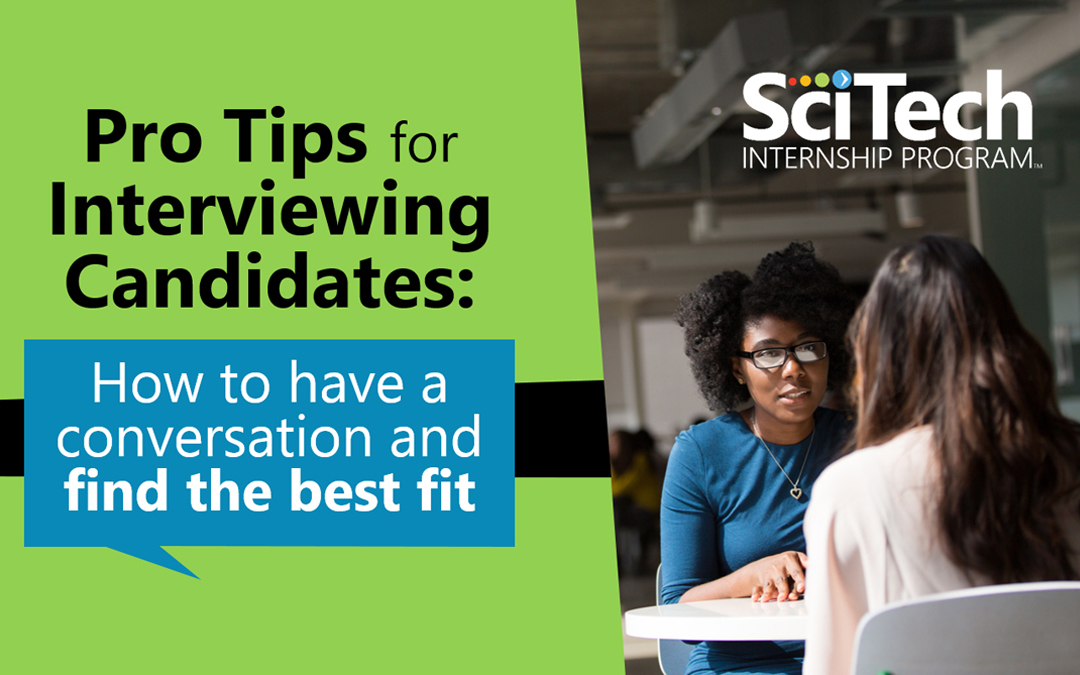 Webinar: Pro Tips for Interviewing Candidates