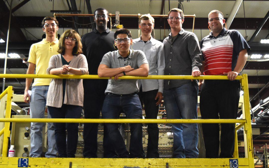 T. O. Plastics, SciTech, SciTech internship program, STEM, STEM internship, Greater Minnesota, engineering, manufacturing, workforce development