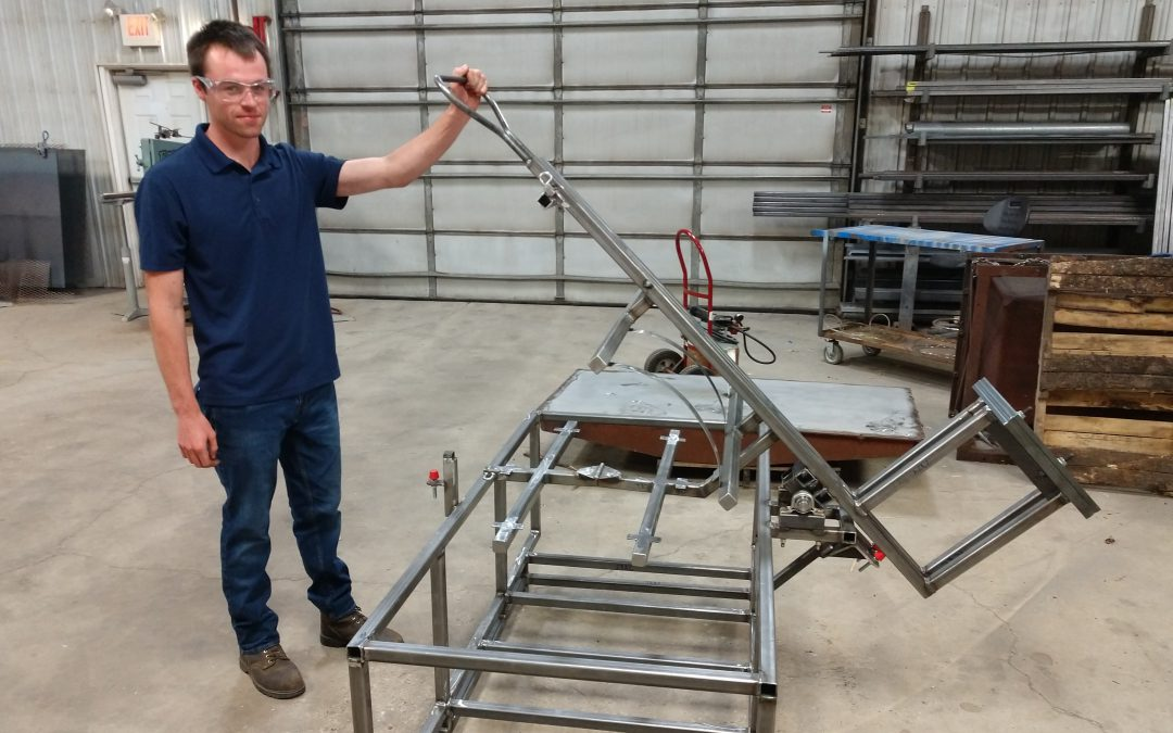 Manufacturing Internship Solidifies Student's Passion for Engineering