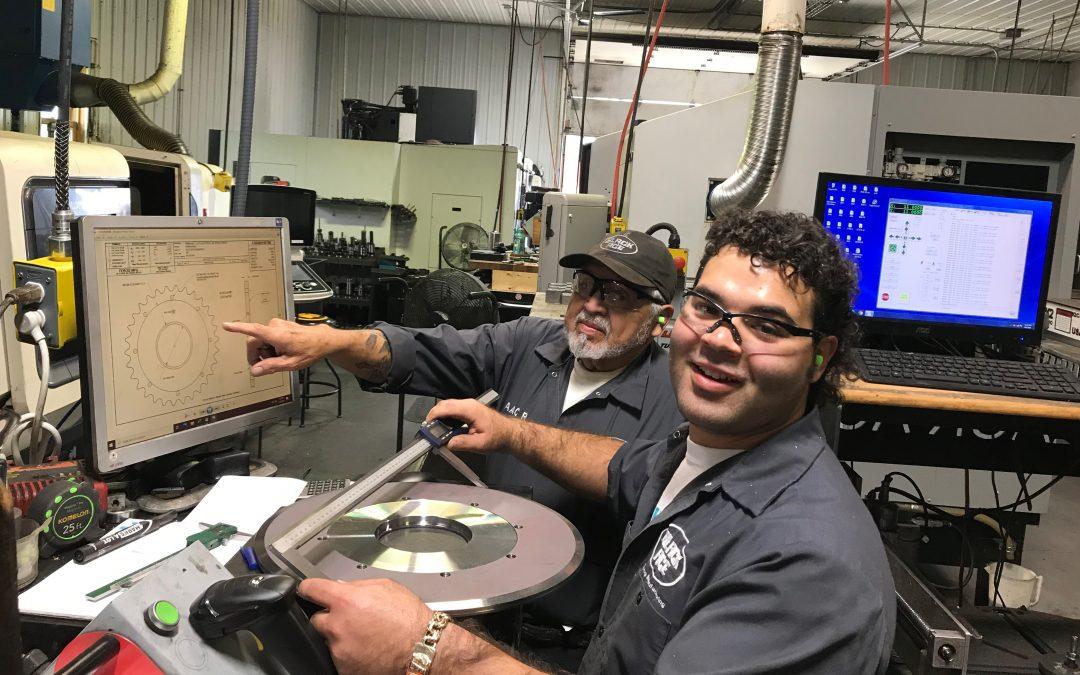 Internship Spotlight: Terog Manufacturing