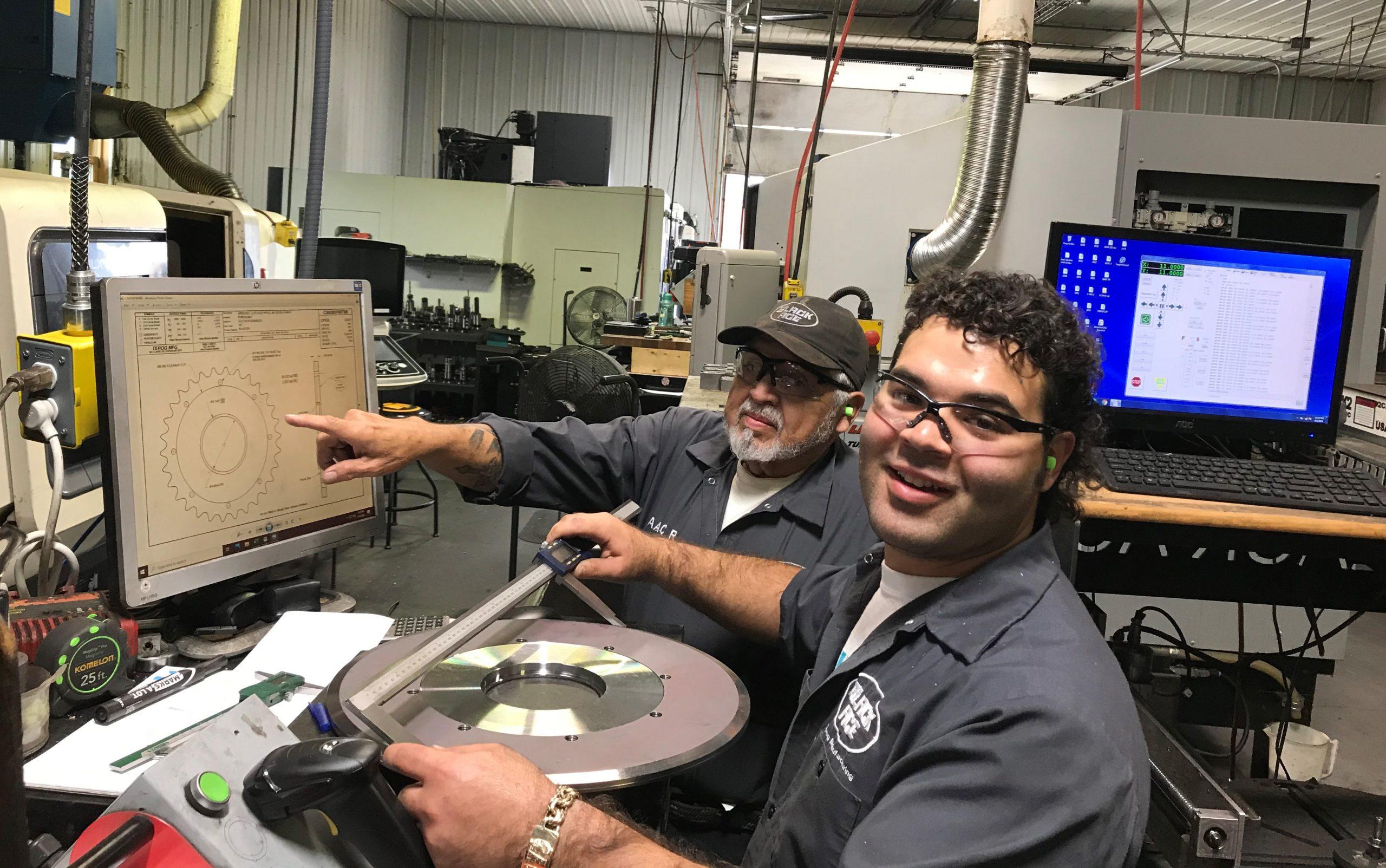 STEM, STEM internship, paid internship, Minnesota, MN, Greater Minnesota, engineering, machining