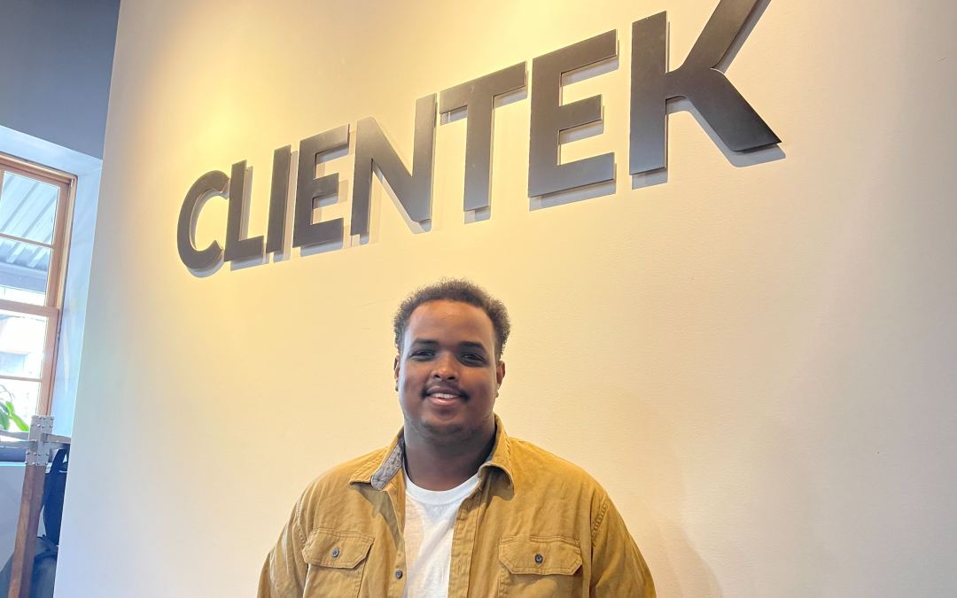 Learning Something New Every Day: An Internship with Clientek