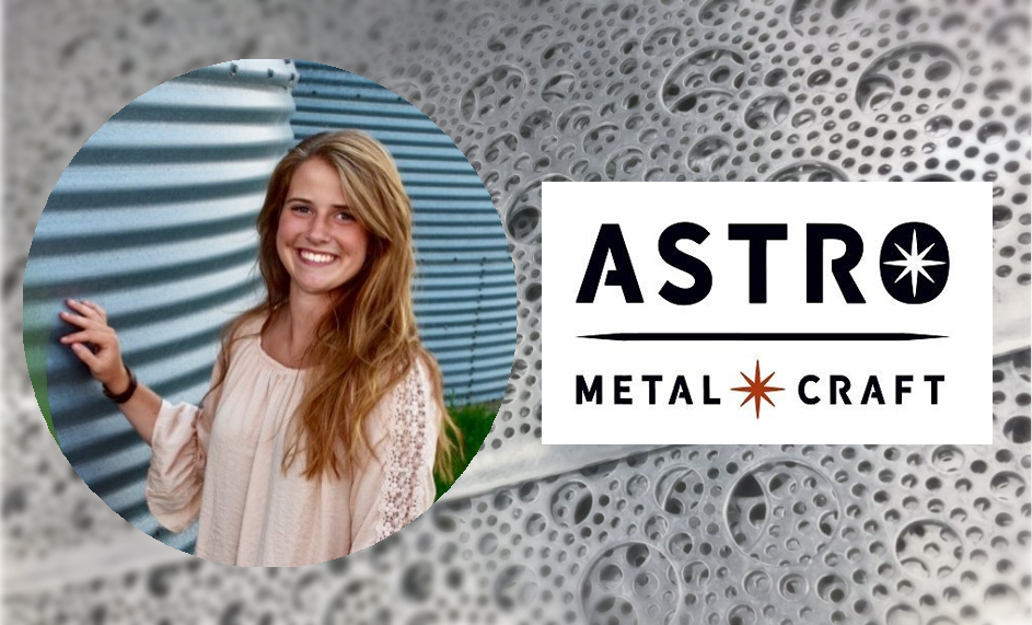 Manufacturing Intern finds Autonomy at Astro Metal Craft